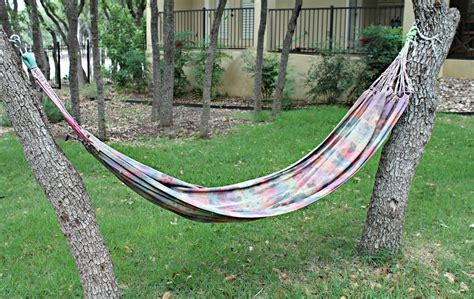 Your Own Hammock by Make Your Own Tie Dyed Hammock Morena S Corner