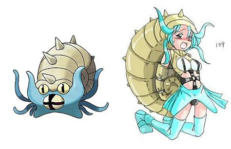 At this point, the response is less why? than of course it is. 493 Pokemon Drawn as Sexy Anime Girls Because The Internet, That's Why