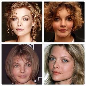 Michelle Pfeiffer and Camren Bicondova (Gotham) Like twins ...