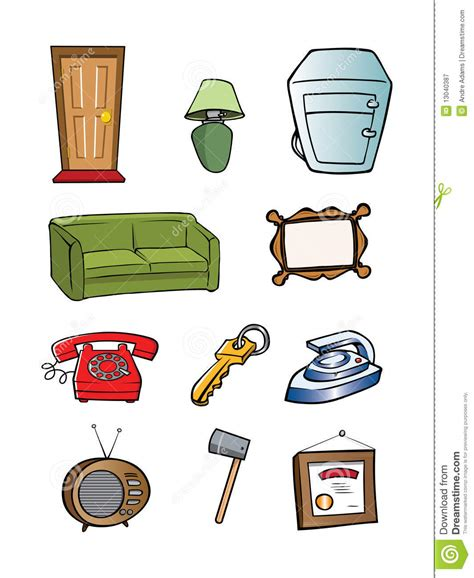 Random Household Objects Collection Royalty Free Stock. Modern Living Room Wall Art. False Ceiling Designs For Living Room In India. Dark Blue Living Room Chairs. Paint Color Options For Living Rooms. Grey And Blue Living Room Ideas. Living Room Window Treatments 2018. Nautical Living Room Accessories. Sears Living Room Tables