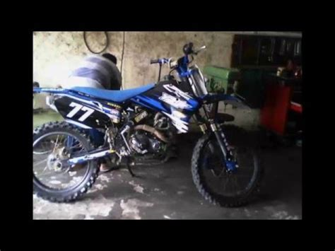 Modifikasi 4tak by Modifikasi Motor Bebek 4tak Yamaha Jupiter Mx Modif