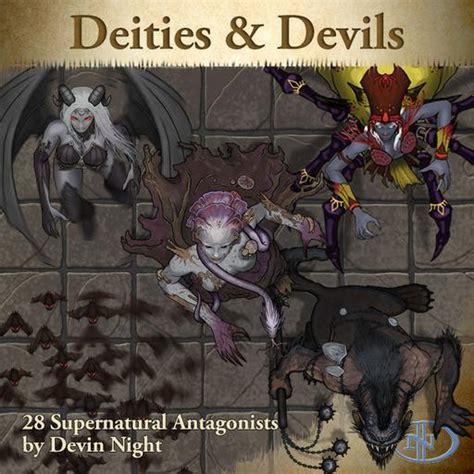 Token Template Roll20 by 78 Deities Devils Roll20 Marketplace Digital Goods