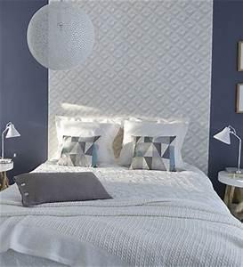 Idee Deco Tete De Lit : diy 8 id es de t te de lit d co pour s 39 inspirer ~ Melissatoandfro.com Idées de Décoration