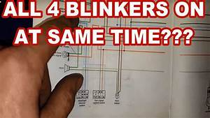 Xl600r Led Blinker Fix  Fast Blinking Or All 4 Lighting At