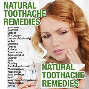 home remedies for pain relief from toothache