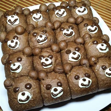 elsa elwin roti karakter beruang