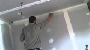 plafond placo ba13 deuxi 232 me 233 la pose des suspentes by solitaire2a 2016 05 04