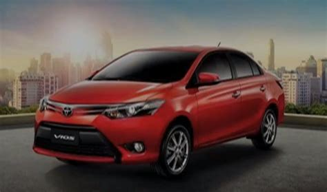 toyota vios officially unveiled  thailand video