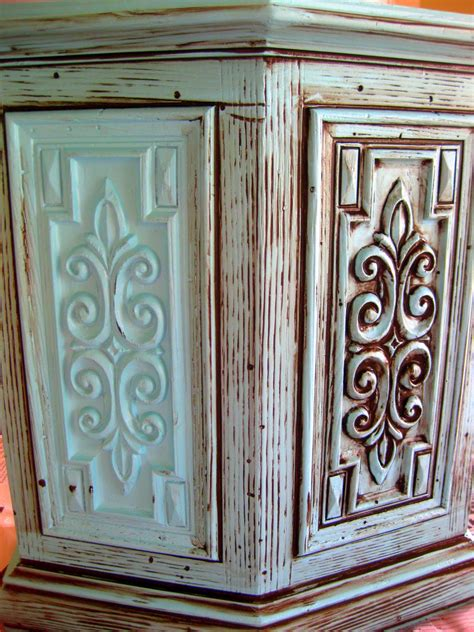 diy glazing and antiquing furniture tutorial you re