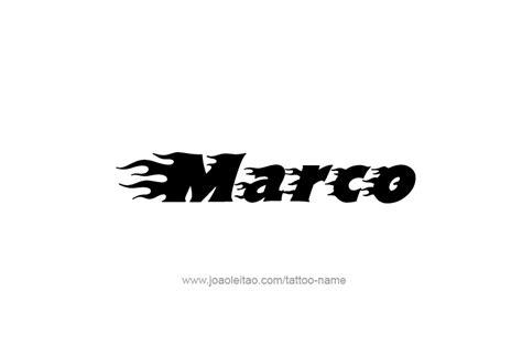Neck Tattoos Men Names marco  tattoo designs 827 x 564 · png