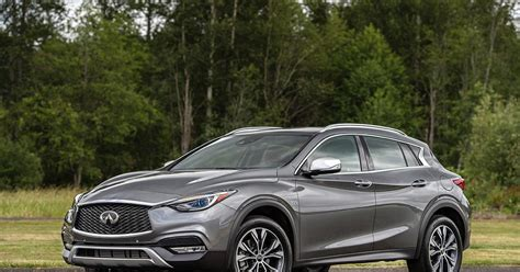 The 2018 Infiniti Qx30 Arrives At Dealerships Unchanged