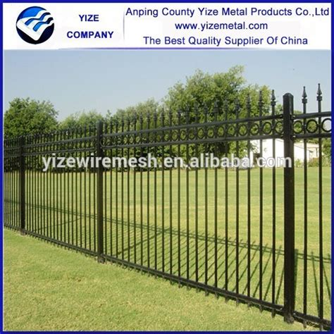 wrought iron fence price competitive price wrought iron fence gate cheap house fence and gates ornamental wrought iron