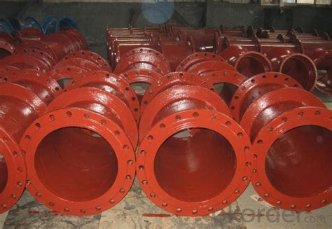 ductile iron pipe fittings dn dn en  water supply real time quotes  sale