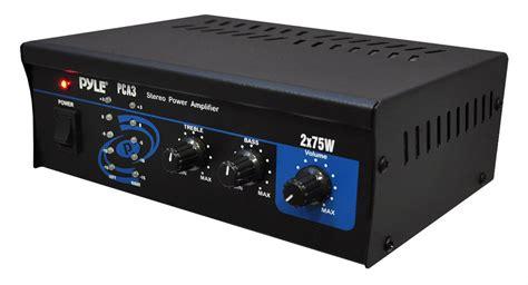 Pyle Home Pca3 150-watt Stereo Mini Power