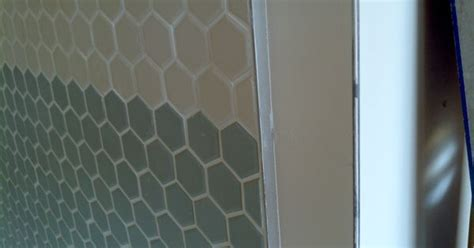schluter metal corner trim  tiles diy home