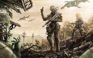 sci, fi, , battle, , fighting, , war, , art, , artwork, , warrior, , futuristic, wallpapers, hd, , , , desktop, and