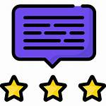 Icon Point Icons Map Star Rating
