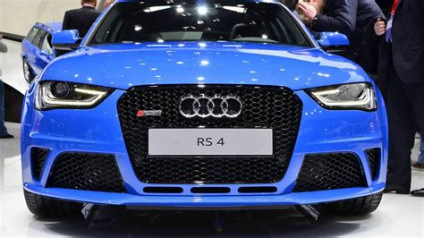 2015 Model Audi Rs4 Avant Nogaro Selection