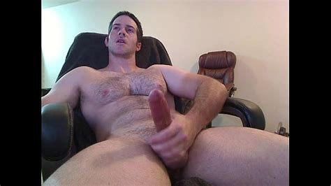 Guy Moans While Cumming