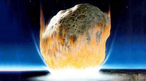 asteroid  powerful   billion wwii atomic bombs
