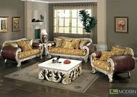 furniture living room Good Quality High End Luxurious Formal Living Room Furniture Set