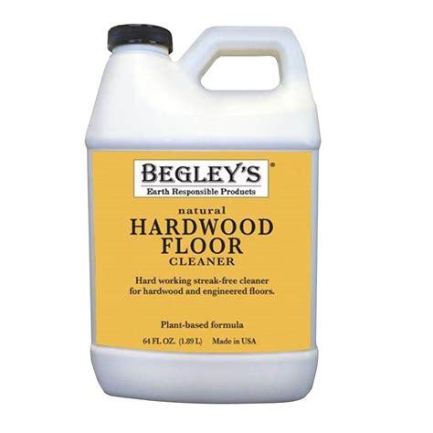 Begley's Best 64 Oz Natural Hardwood Floor Care (2pack