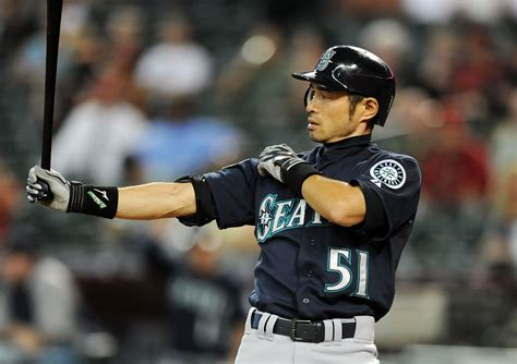 Ichiro Suzuki Batting Average by The Mariners Signing Ichiro Isn T The End Of The World