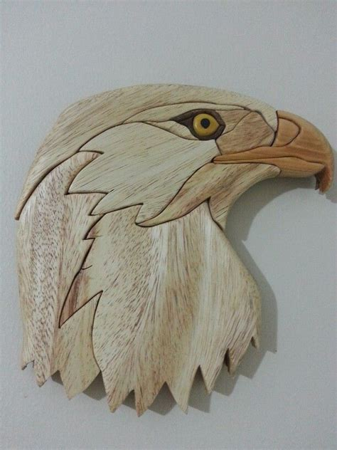eagle intarsia    toms woodworking shed tut woodworking intarsia wood patterns