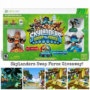 Giveaway Skylanders Swap Force For Xbox 360 Nepa Mom