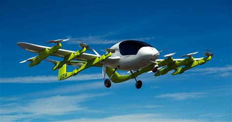 New Electric Flying Taxis In New Zealand   TheThings
