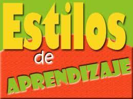 CURSOSFORMACIONCONTINUAETAPA21: ESTILOS DE APRENDIZAJE