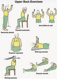 Stretching Exercises With Pictures And Instructions