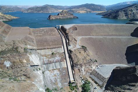 pyramid dam modernization project kicks  dwr assesses