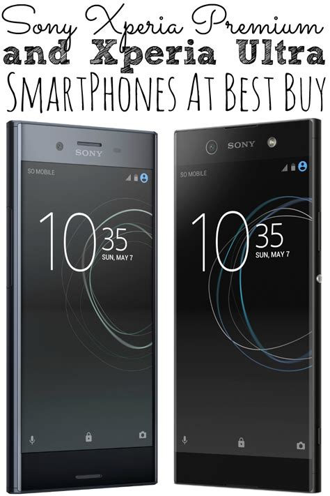 best buy smartphone sony xperia premium and xperia ultra smartphones at best buy