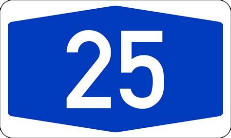 Bundesautobahn 25 Wikipedia