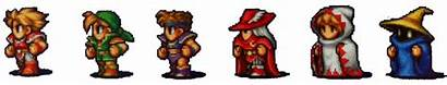 Fantasy Final Classes Mage Character Characters Wizard