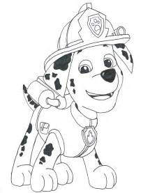 PAW Patrol Coloring Pages Print
