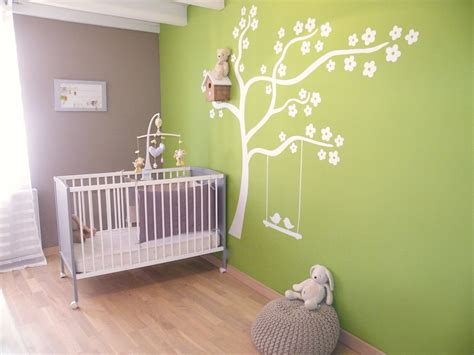 chambre bébé awesome chambre verte bebe photos design trends 2017