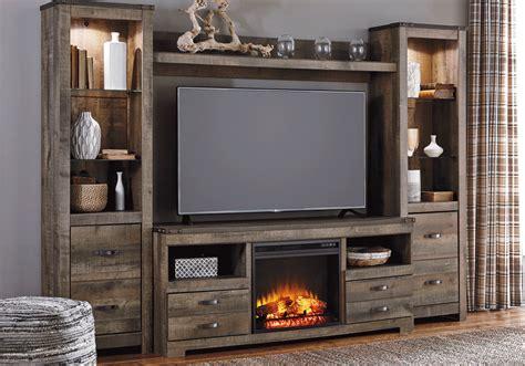 trinell entertainment center  fireplace insert