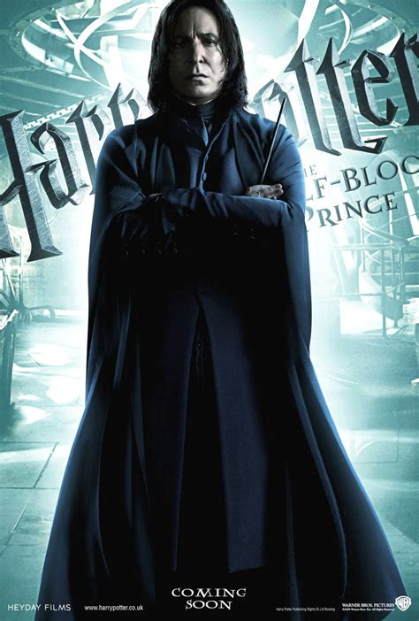 harry potter    blood prince unveils