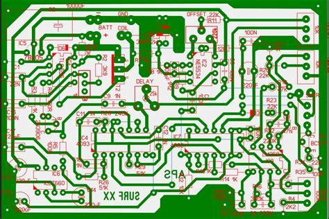 metal detector surf pi pro b