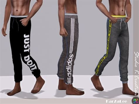 Jogger Sport Long Pant • Sims 4 Downloads