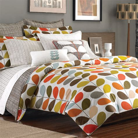 orla kiely duvet the pink chalkboard orla kiely at bed bath and beyond