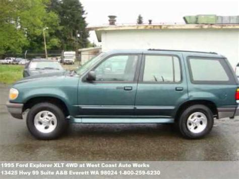 1995 Ford Explorer Xlt by 1995 Ford Explorer Xlt 4wd 2995 At West Coast Auto Works