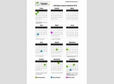 Calendario Laboral Valladolid 2019