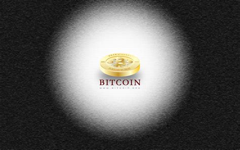 Bitcoin Desktop Wallpaper Bit By Carbonism On Deviantart
