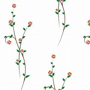Flower Vines :: Nature :: Chic Shelf Paper: 400+ Stylish ...