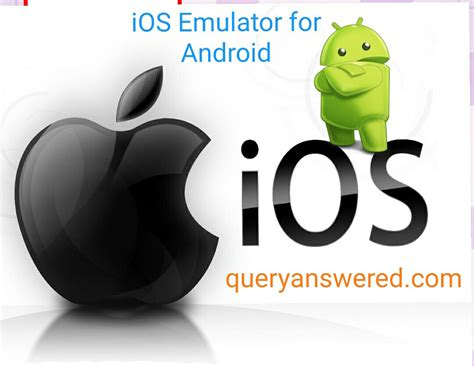 ios for android ios emulator for android cider apk