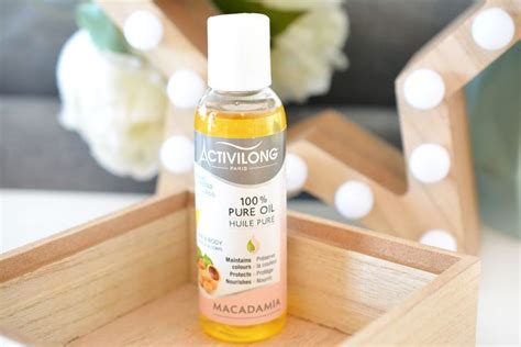 huile macadamia cuisine les huiles végétales en dé melodymakeupaddict beauté à tendance bio