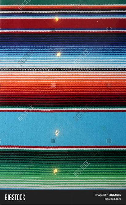 Mexican Serape Blanket Colorful Backgrounds Wallpapers